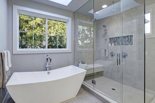 luxury - shower